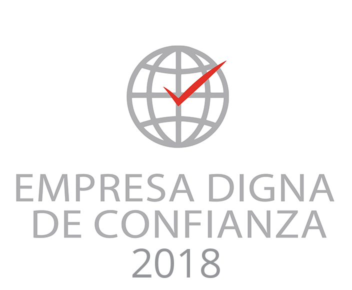 Certificado Empresa Digna de Confianza