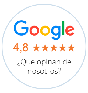 Escribe una reseña sobre nosotros en Google